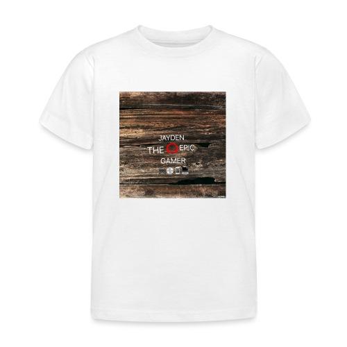 Jays cap - Kids' T-Shirt
