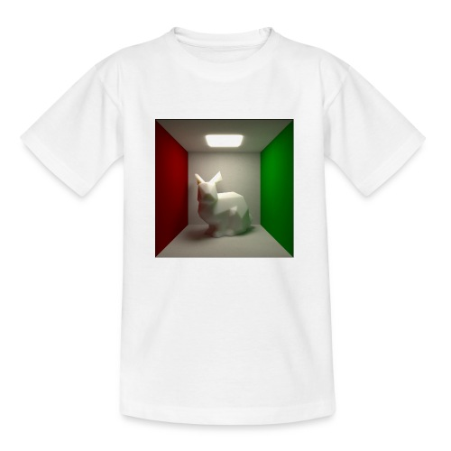 Bunny in a Box - Kids' T-Shirt