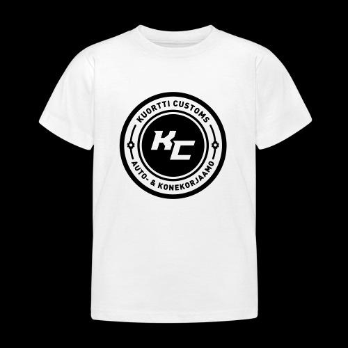 kc_tunnus_2vari - Lasten t-paita