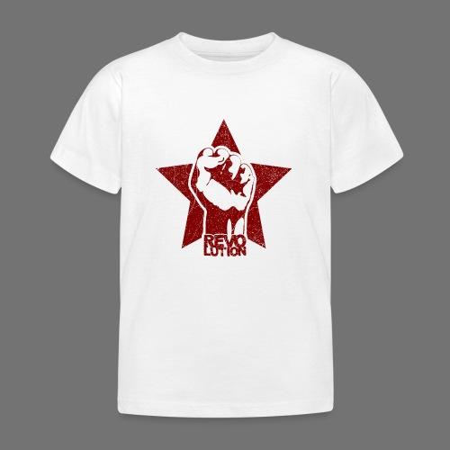 Revolution (oldstyle) - Lasten t-paita