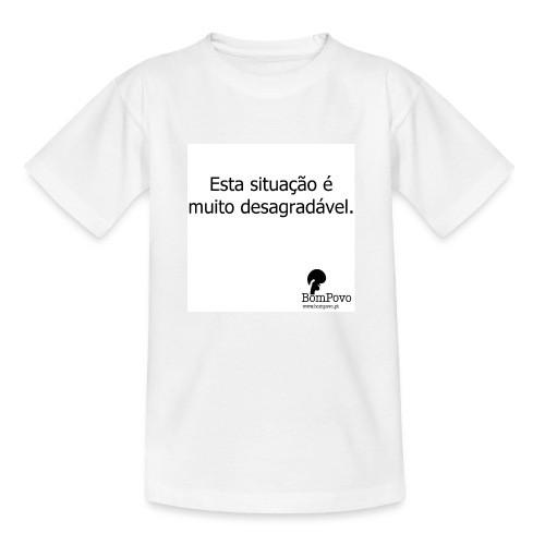 estasituacaoemuitodesagradavel - Kids' T-Shirt