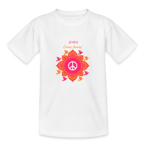 Ca paix comme jamais! - T-shirt Enfant