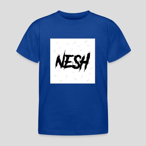 Nesh Logo - Kinder T-Shirt