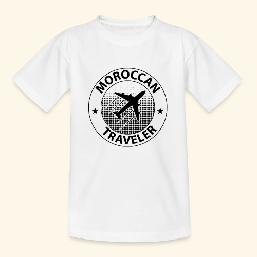 Moroccan Traveler - T-shirt Enfant