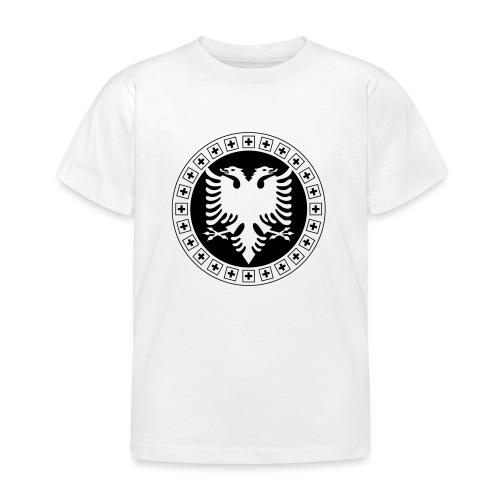 Albanien Schweiz Shirt - Kinder T-Shirt