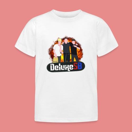 DeluxeSB Logo - Kinderen T-shirt