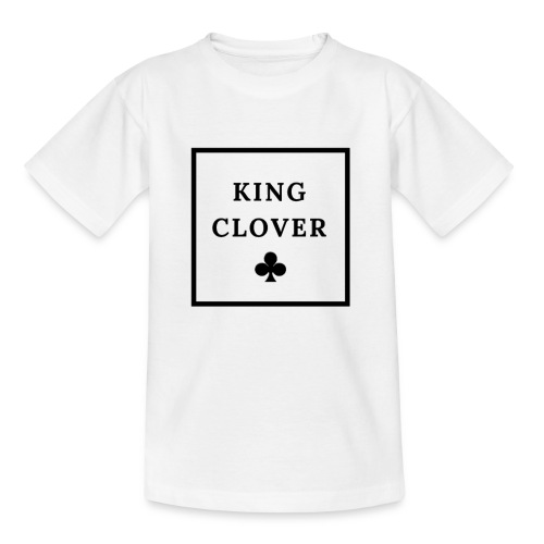king clover collection été - T-shirt Enfant