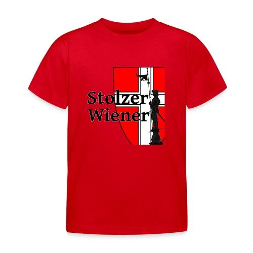 Stolzer Wiener - Kinder T-Shirt