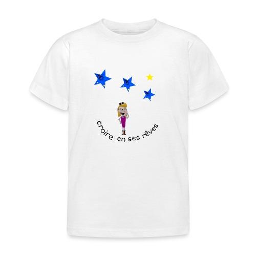 La tête dans les étoiles - T-shirt Enfant