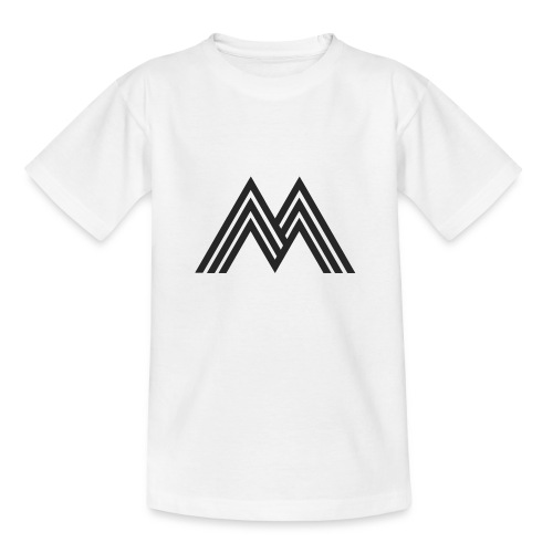Merchandise With Deejay Michiel logo - Kinderen T-shirt