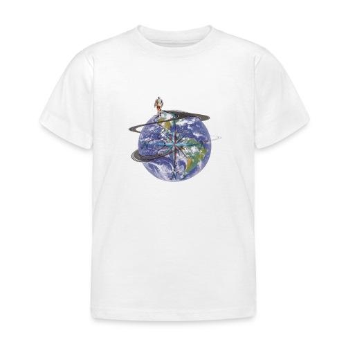 homme terre expression - T-shirt Enfant