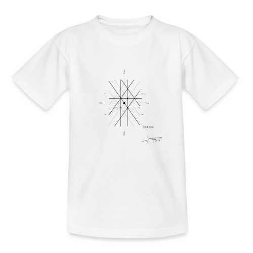mathematique du centre_de_lunivers - T-shirt Enfant
