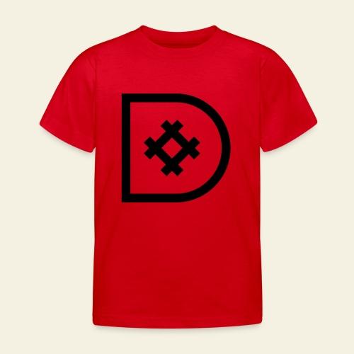 Icona de #ildazioètratto - Maglietta per bambini