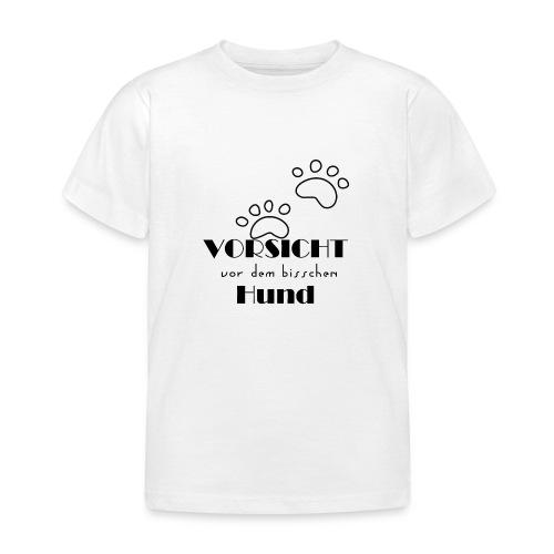 bisschen Hund - Kinder T-Shirt