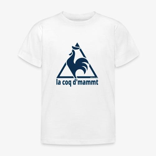 La Coq d'Mammt - Maglietta per bambini