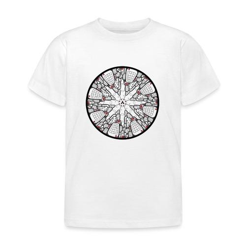 Architectuur Binnenstebuiten - T-shirt Enfant