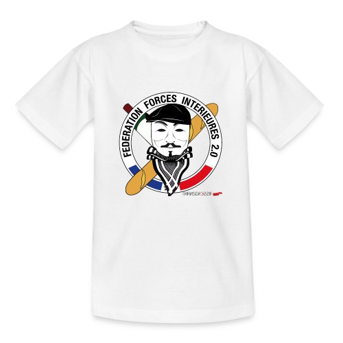 FFi Anonymous - T-shirt Enfant