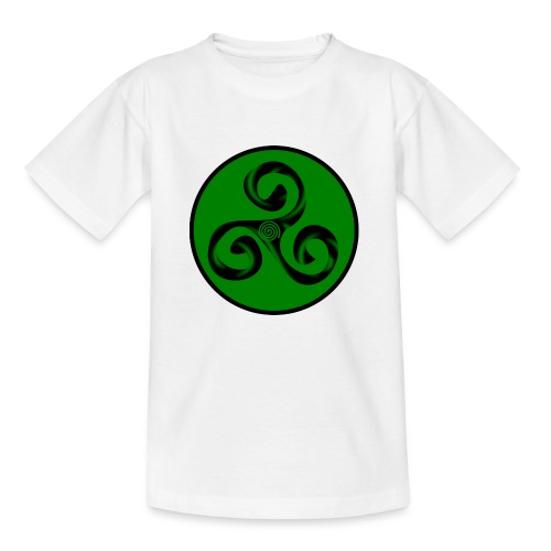 Triskel and Spiral - Camiseta niño