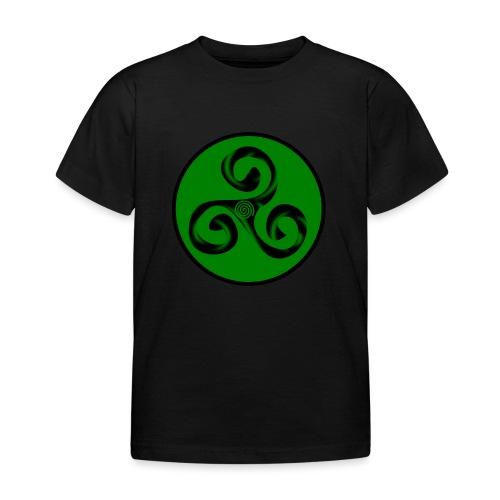 Triskel and Spiral - Camiseta niño