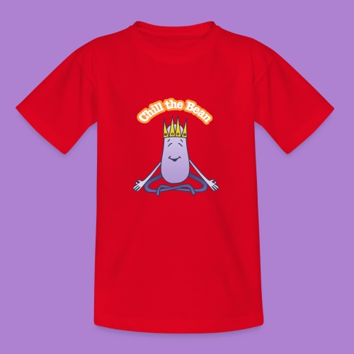 Chill the Bean - Kids' T-Shirt