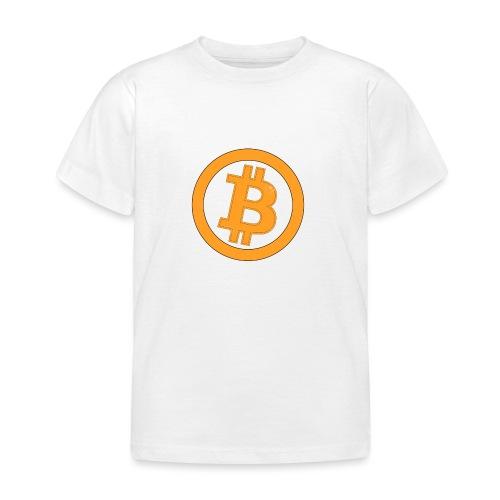 Bitcoin classique - T-shirt Enfant