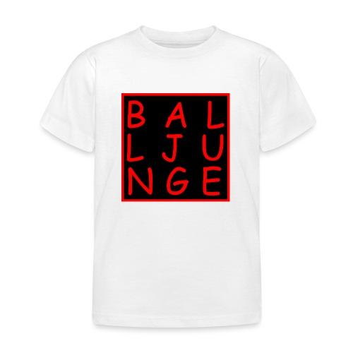 Balljunge - Kinder T-Shirt