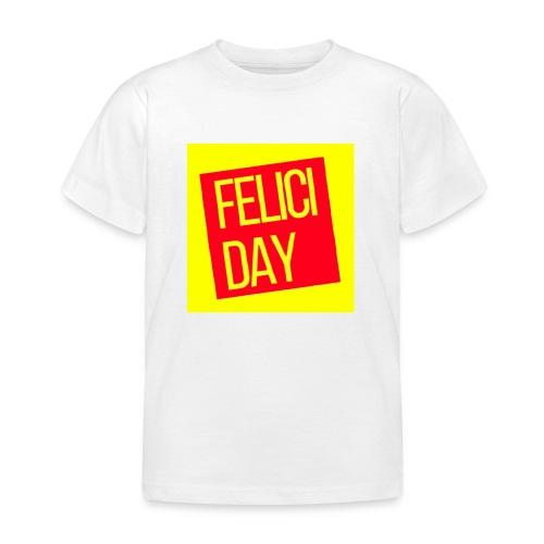 Feliciday - Camiseta niño