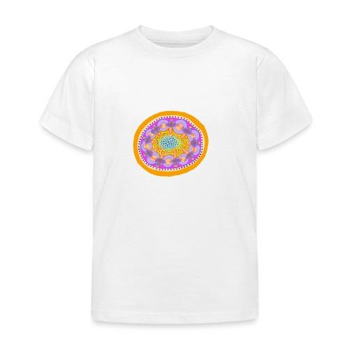 Mandala Pizza - Kids' T-Shirt