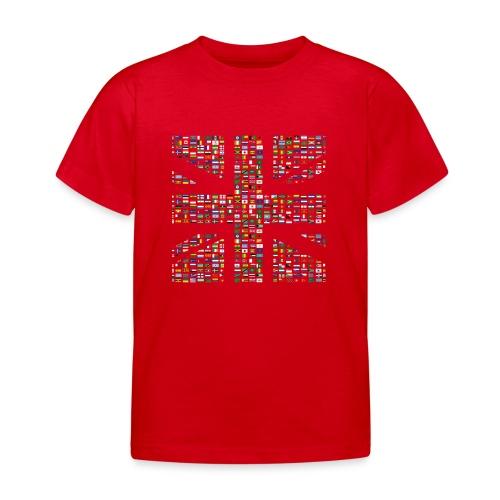 The Union Hack - Kids' T-Shirt