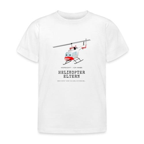 Helikoptereltern - Kinder T-Shirt
