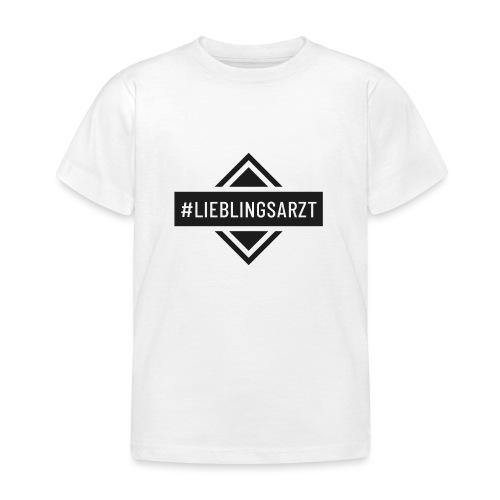Lieblingsarzt (DR13) - Kinder T-Shirt