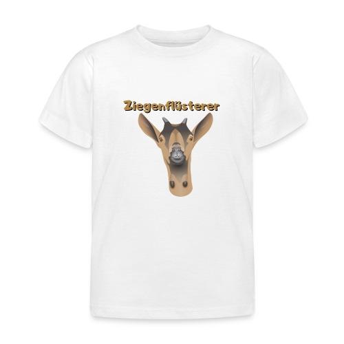 Ziegenflüsterer - Kinder T-Shirt