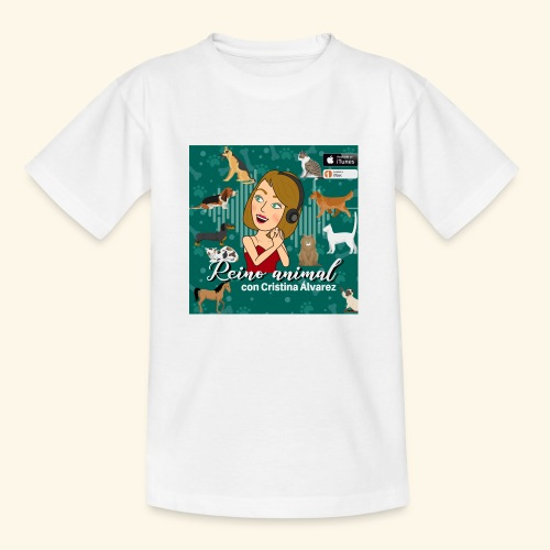 reino animal 01 - Camiseta niño