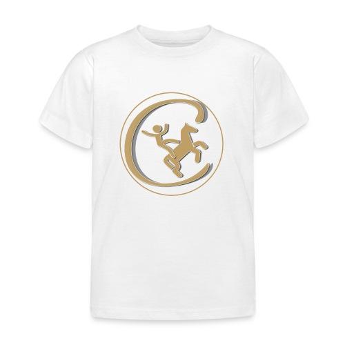 Contre Galop Logo entouré - T-shirt Enfant