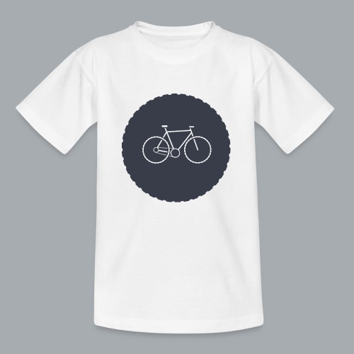 Bike Circle - Kinder T-Shirt