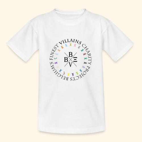BVBE Charity Projects - Kids' T-Shirt