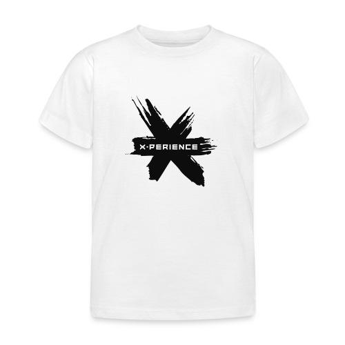 x-perience - Das neue Logo - Kinder T-Shirt