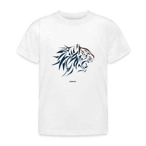 tiger vector - Camiseta niño