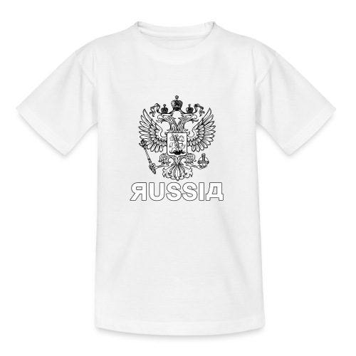 RUSSIA - Kinder T-Shirt