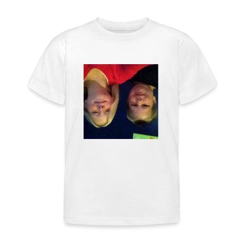 Gammelt logo - Børne-T-shirt