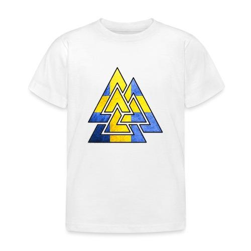 Sweden - T-shirt barn