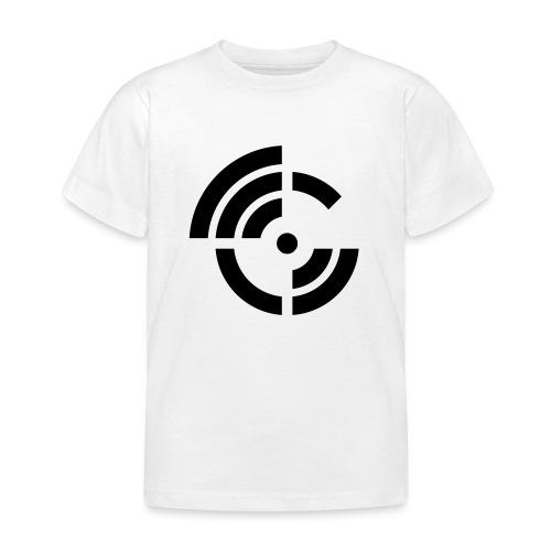 electroradio.fm logo - Kids' T-Shirt