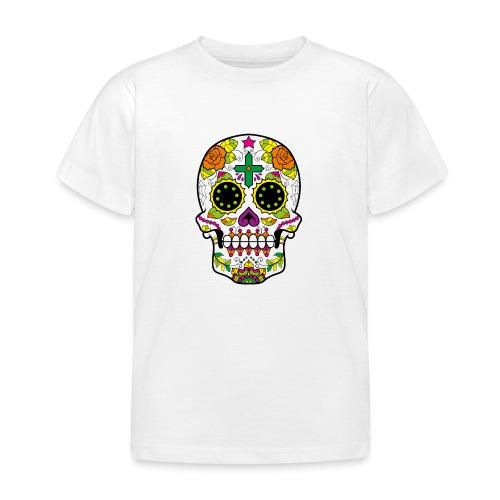 skull4 - Maglietta per bambini