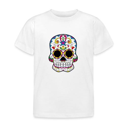 skull7 - Maglietta per bambini