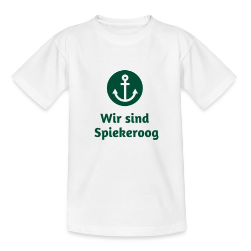 Wir sind Spiekeroog Freunde Sortiment - Kinder T-Shirt