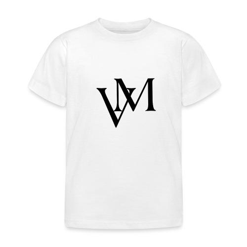 Lettere VM - Maglietta per bambini