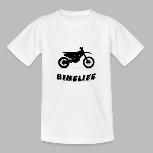 Bikelife - T-shirt barn
