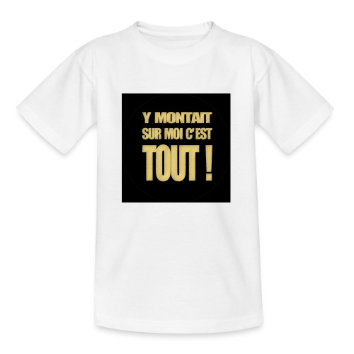badgemontaitsurmoi - T-shirt Enfant