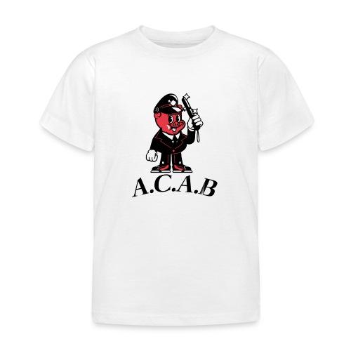 A.C.A.B cochon - T-shirt Enfant