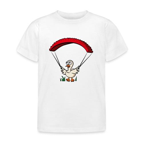 Groundhendl Groundhandling Hendl Paragliding - Kinder T-Shirt